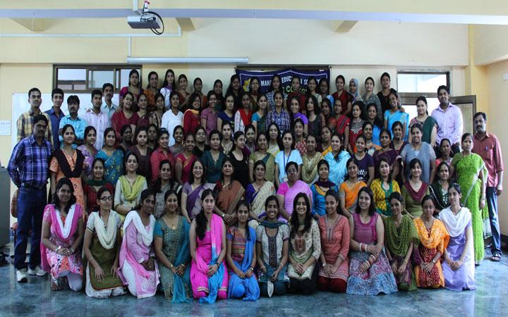 Class of B.Ed. 2011-12