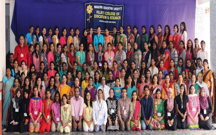 Class of B.Ed. 2014-15