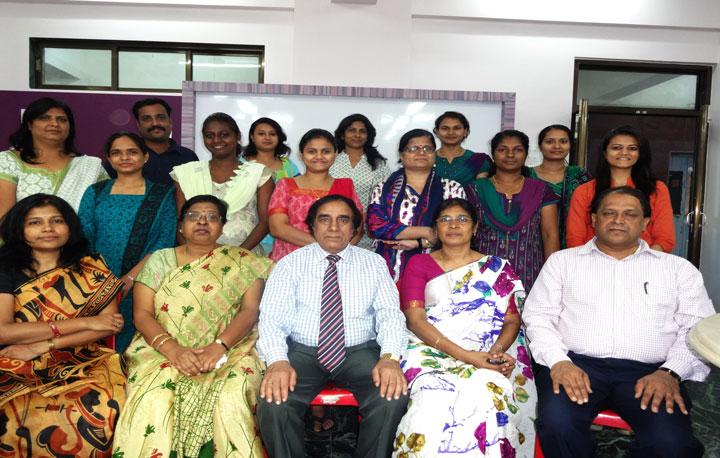 Class of M.Ed. 2013-14